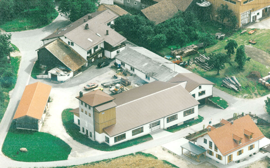 1996 erfolgte ein großer An- und Umbau